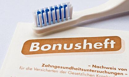 Zahnärztliches Bonusheft: Wertvoll für die Mundgesundheit