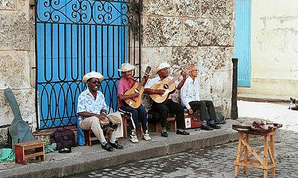 Fachexkursion nach Kuba