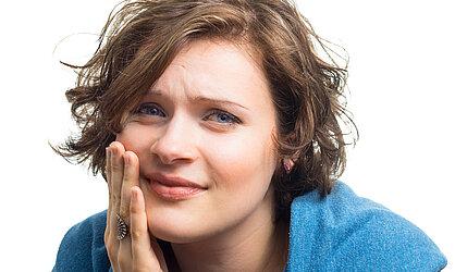 Jeder Vierte hat empfindliche Zähne: Bei Kälte besonders unangenehm